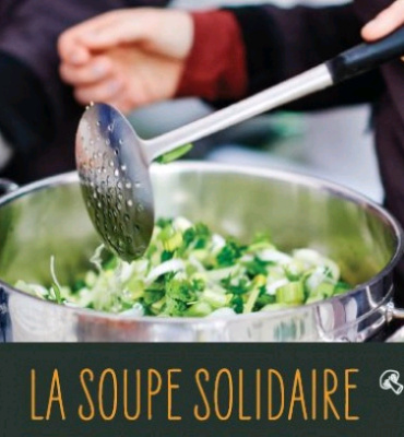 Soupe solidaire d'Exki