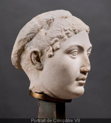 Le Mythe Cléopâtre à la Pinacothèque