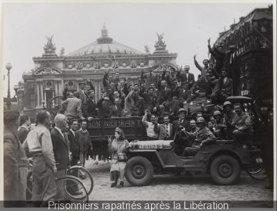 Paris libéré, Paris photographié au Musée Carnavalet