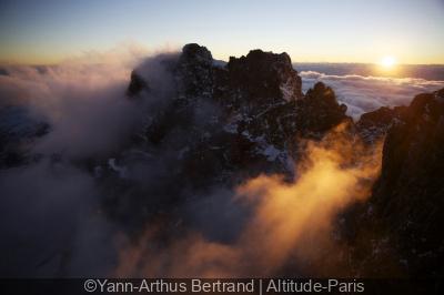 La Suisse vue du Ciel, Yann-Arthus Bertrand
