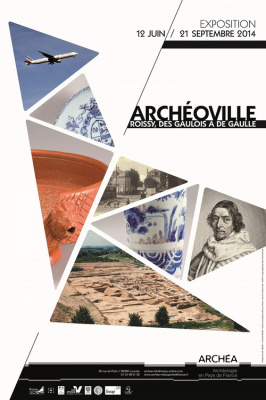 Exposition Archéoville au Musée Archéa