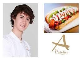Ruben Sarfati Aéroville - hotdog