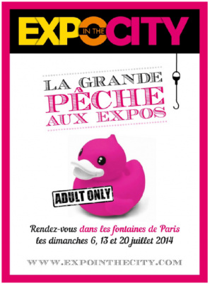pêche aux expos Expo in the City