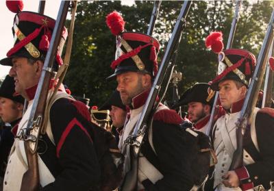Jubilé Impérial 2014 à Rueil-Malmaison