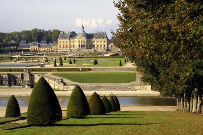 jardins de Vaux le Vicomte