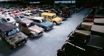 Conservatoire Citroën à Aulnay