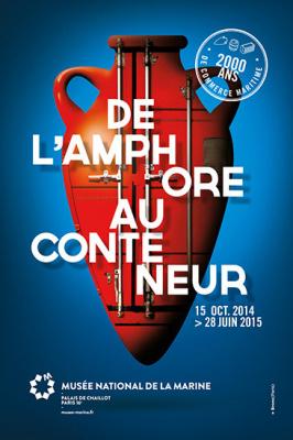 De l'amphore au conteneur, Musée de la Marine