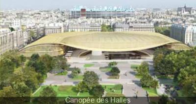 Canopée des Halles