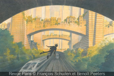 Revoir Paris à la Cité de l'Architecture