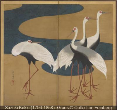 Le Japon au fil des saisons au Musée Cernuschi