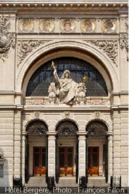 Hôtel Bergère, siège de la BNP