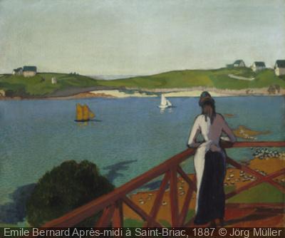 Emile Bernard au Musée de l'Orangerie