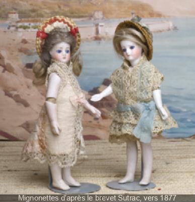 Miniscules, poupées de poche au Musée de la Poupée