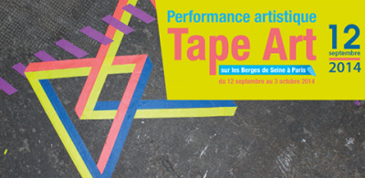 TAPE ART BERGES