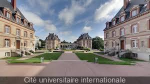 Cité universitaire internationale