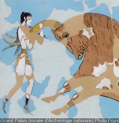 Exposition Grèce des Origines au Musée d'Archéologie nationale