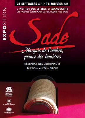 Sade, marquis de l'ombre à l'Institut des Lettres