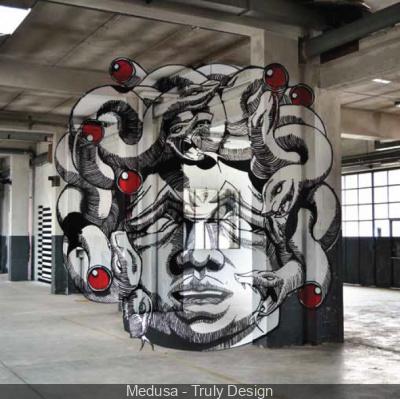 #Street Art Fondation EDF