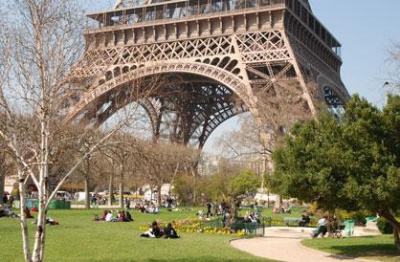 Jardin du Champ-de-Mars