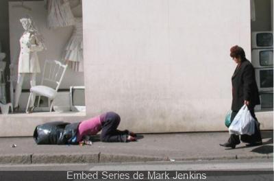 NUIT BLANCHE 2014 -  Embed Series de Mark Jenkins