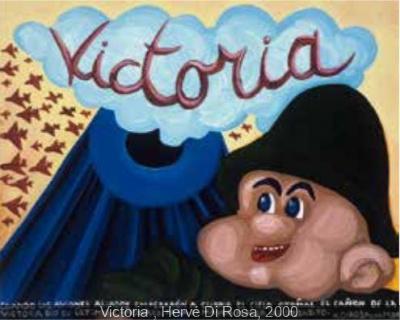 Faites vos jeux - Victoria, Hervé Di Rosa
