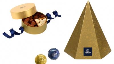 Chocolats de Noël 2014 by Leonidas