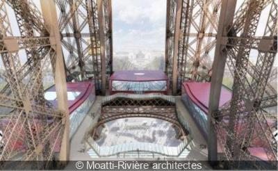 1er étage de la Tour Eiffel