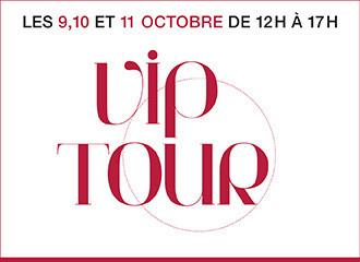 VIP Tour du Palais des Congrès de Paris