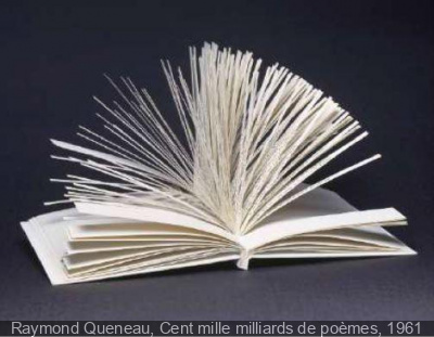 OULIPO à la Bibliothèque de l'Arsenal