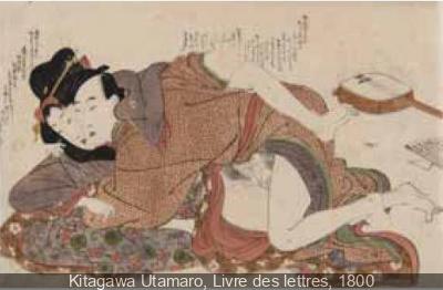 L'art de l'amour au temps des Geishas à la Pinacothèque