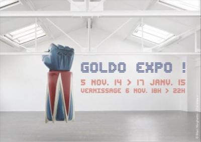 GOLDO EXPO, Goldorak à la galerie Sakura