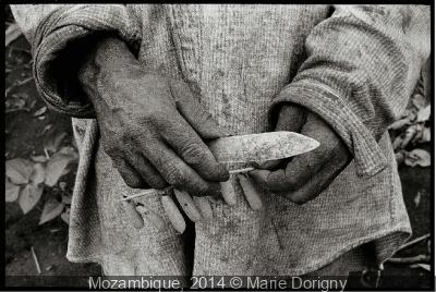 Marie Dorigny, prix photo AFD à la MEP
