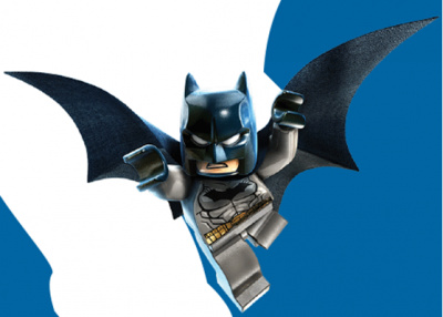 LEGO Batman n'est pas discret, l'expo photo