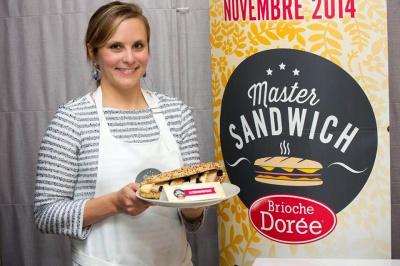 Master sandwich Brioche Dorée