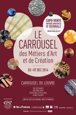 Le Carrousel des métiers d'art et de création 2014
