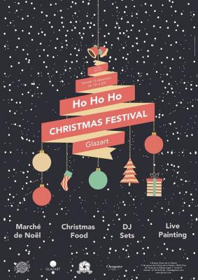 HO HO HO Christmas festival