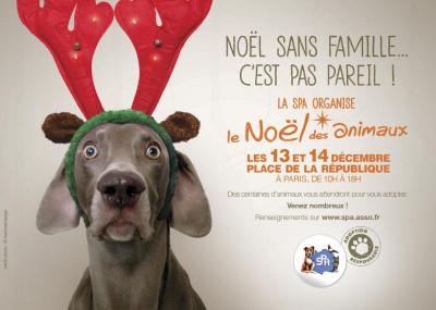 Noël des Animaux SPA 2014