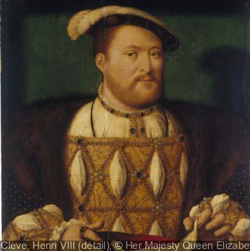 Les Tudors au Musée du Luxembourg