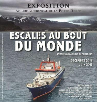 Escales au bout du Monde, l'exposition à l'Aquarium de la Porte Dorée