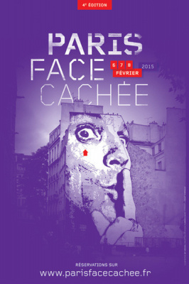 Paris Face Cachée 2015