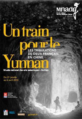 Un train pour le Yunnan, l'expo au Musée Guimet