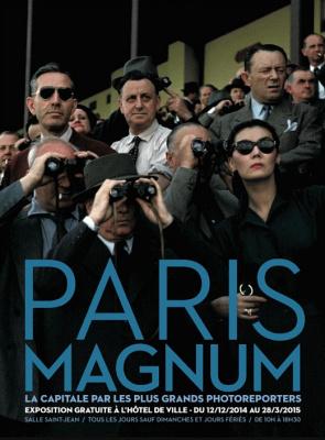Paris Magnum, la rétrospective à l'Hôtel de Ville