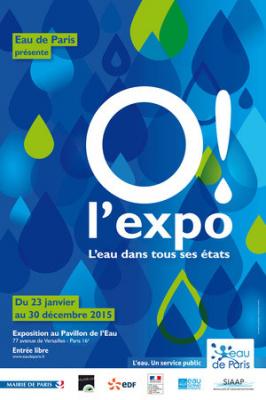 Ô! l'expo au Pavillon de l'eau