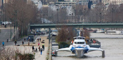 Sea Shepherd à Paris