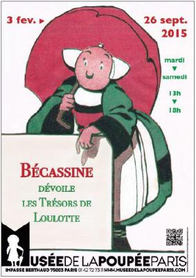 Bécassine au Musée de la Poupée