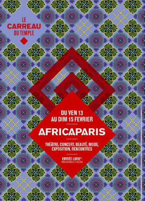 AFRICAPARIS au Carreau du Temple
