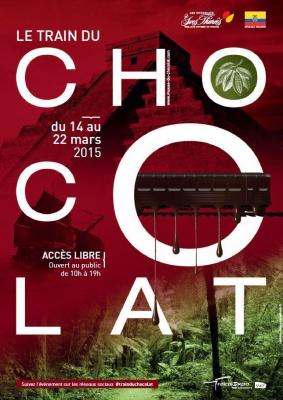 Train du chocolat 2015
