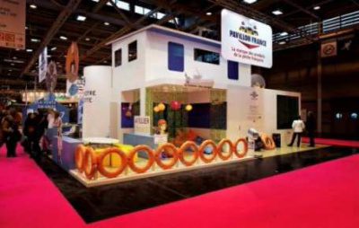 Pavillon france au salon de l 39 agriculture 2015 for Salon agriculture paris 2015