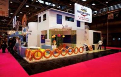 Pavillon France au Salon de l'agriculture 2015