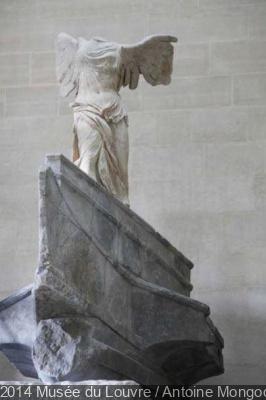 Victoire de Samothrace au Musée du Louvre